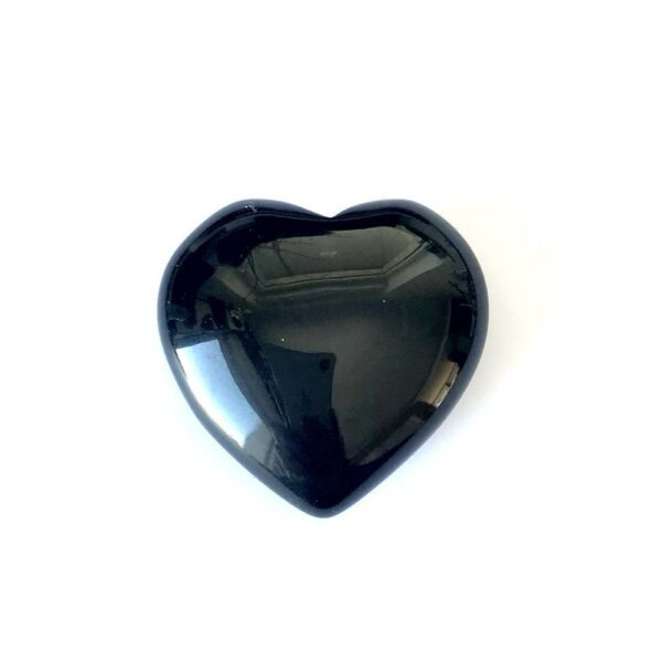 COEUR OBSIDIENNE DOREE