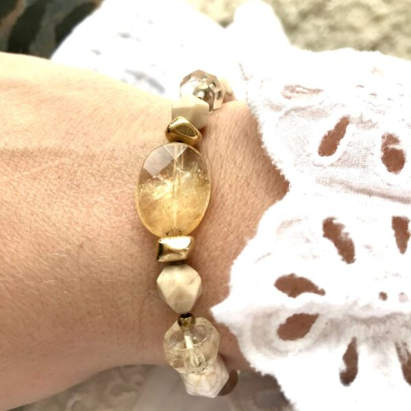 bracelet semée
