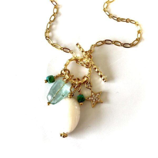 COLLIER SCARAB 2