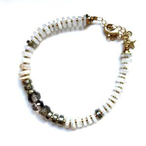 bracelet puka lina
