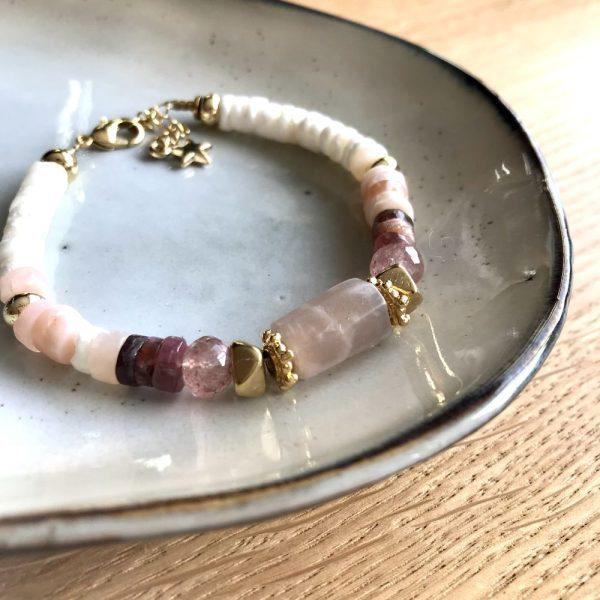 bracelet timuth pierre de lune