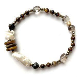 bracelet nilai oeil de tigre
